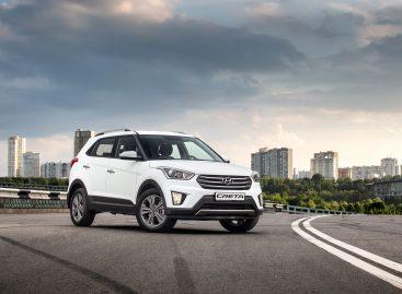 Hyundai Solaris и Creta примут участие в госпрограммах «Первый автомобиль» и «Семейный автомобиль»