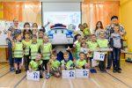 Пилотный этап проекта Hyundai «Безопасная дорога» в детских учреждениях успешно завершился