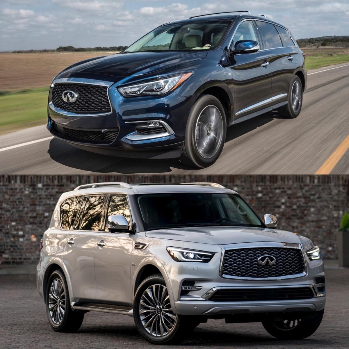 INFINITI QX60 и QX80 стали победителями престижного конкурса 2018 AutoPacific Vehicle Satisfaction