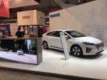 Hyundai IONIQ на выставке «Иннопром-2018»