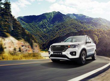 Продажи автомобилей LIFAN показывают положительную динамику
