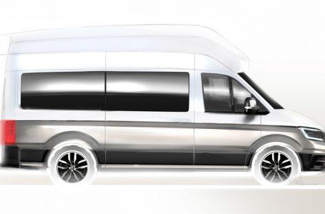Volkswagen готовит к премьере новый автокемпер
