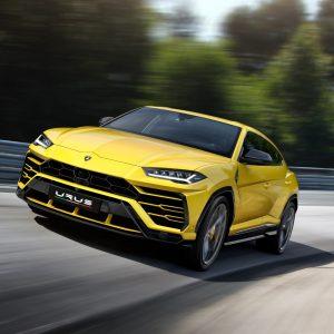Суперкары Lamborghini на Фестивале скорости 2018 в Гудвуде