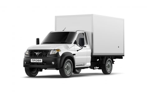 УАЗ Профи: промтоварный фургон поступил в продажу