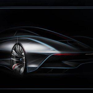 Самый быстрый суперкар в истории McLaren получит название Speedtail