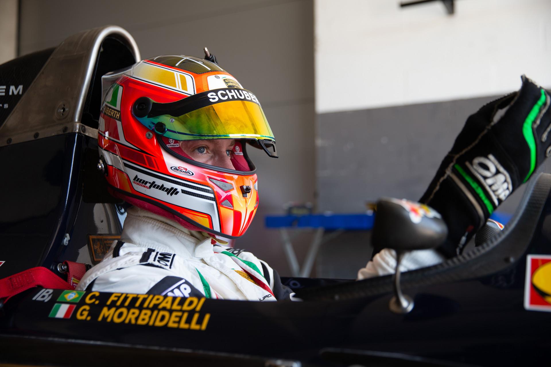 Суперкар Minardi 191B F1 с двигателем Lamborghini возвращается на гоночный трек после 26-летнего перерыва