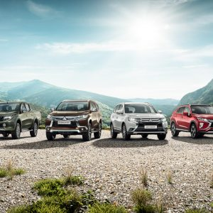 Продажи Mitsubishi Motors Europe выросли на 13%