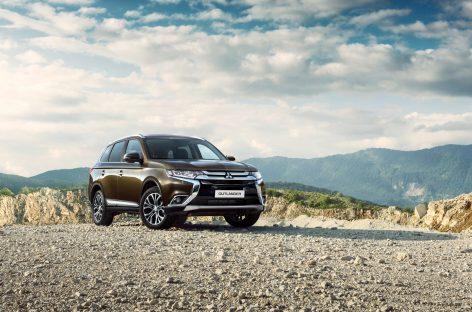 В рамках программы «Diamond Car» продано более 5 тысяч автомобилей Mitsubishi