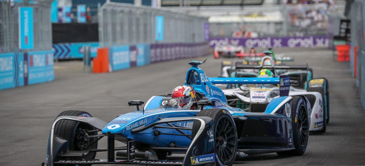 Команда Renault e.dams: последний сезон в Формуле-E