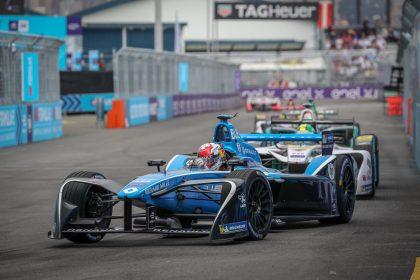 Renault e.dams завершает свой последний сезон в Формулы-E на высокой ноте