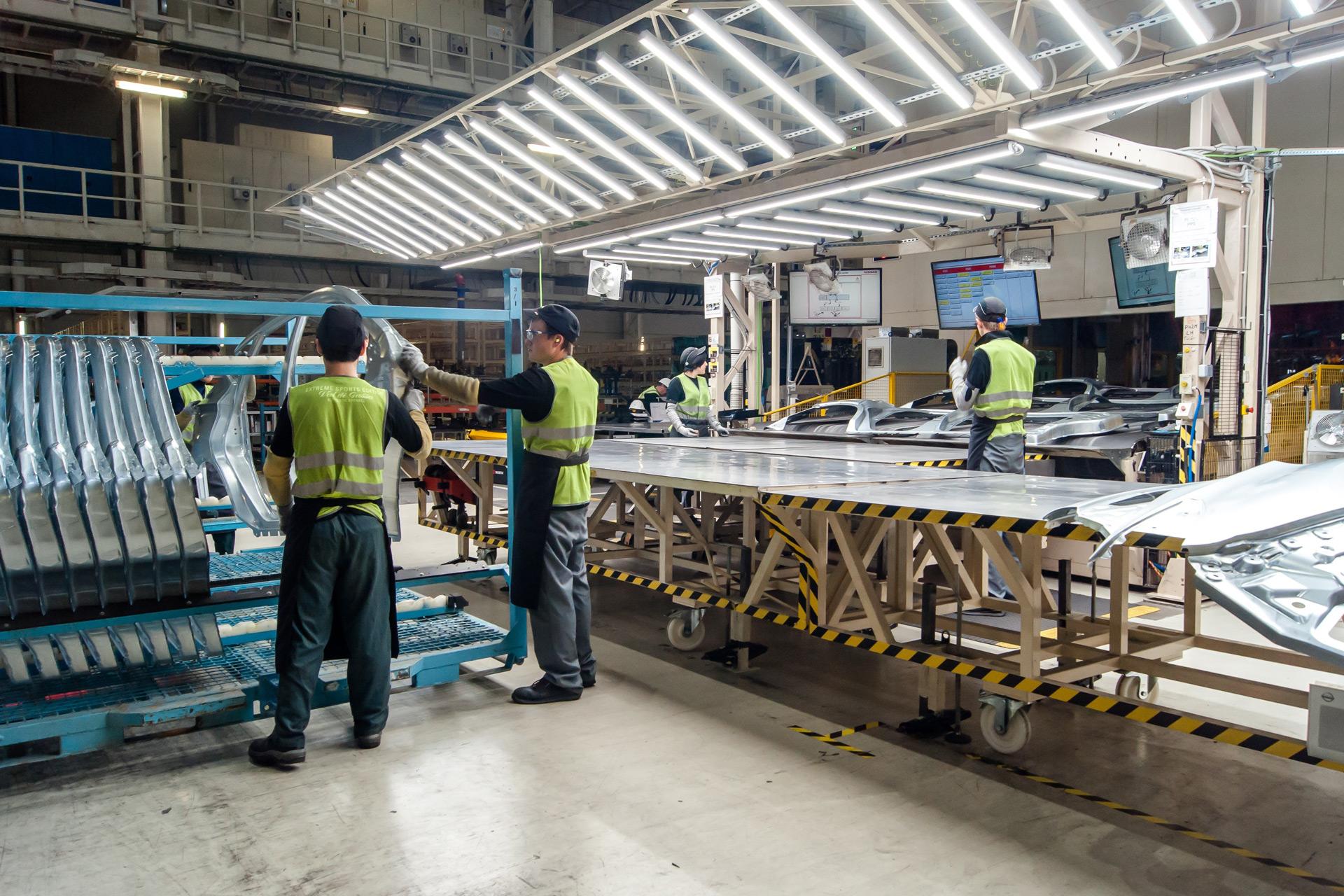 Российский завод Nissan получил международную премию за лучший производственный прогресс