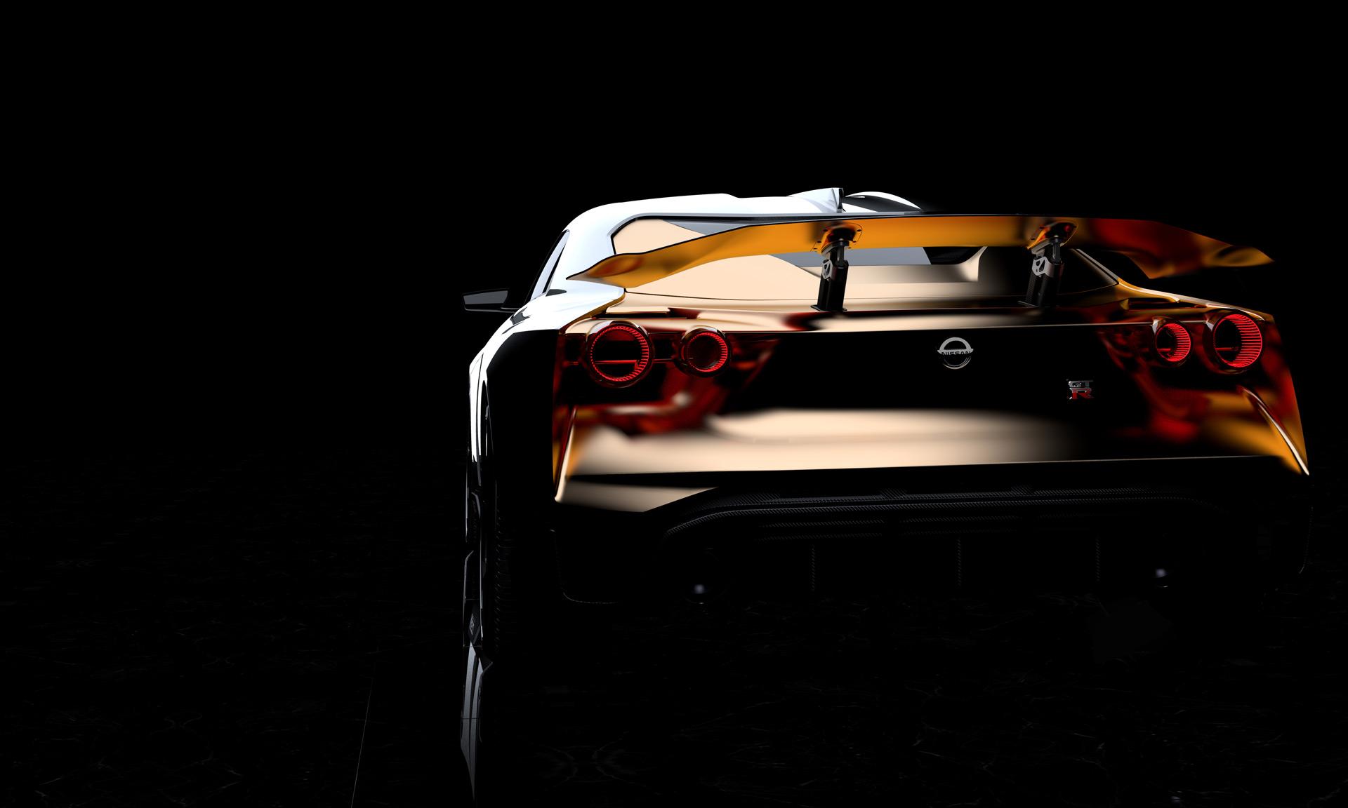Nissan GT-R50 от Italdesign