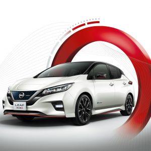 Продажи Nissan Leaf NISMO стартуют 31 июля