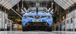 Выпуск миллионного Juke на заводе Nissan в Великобритании