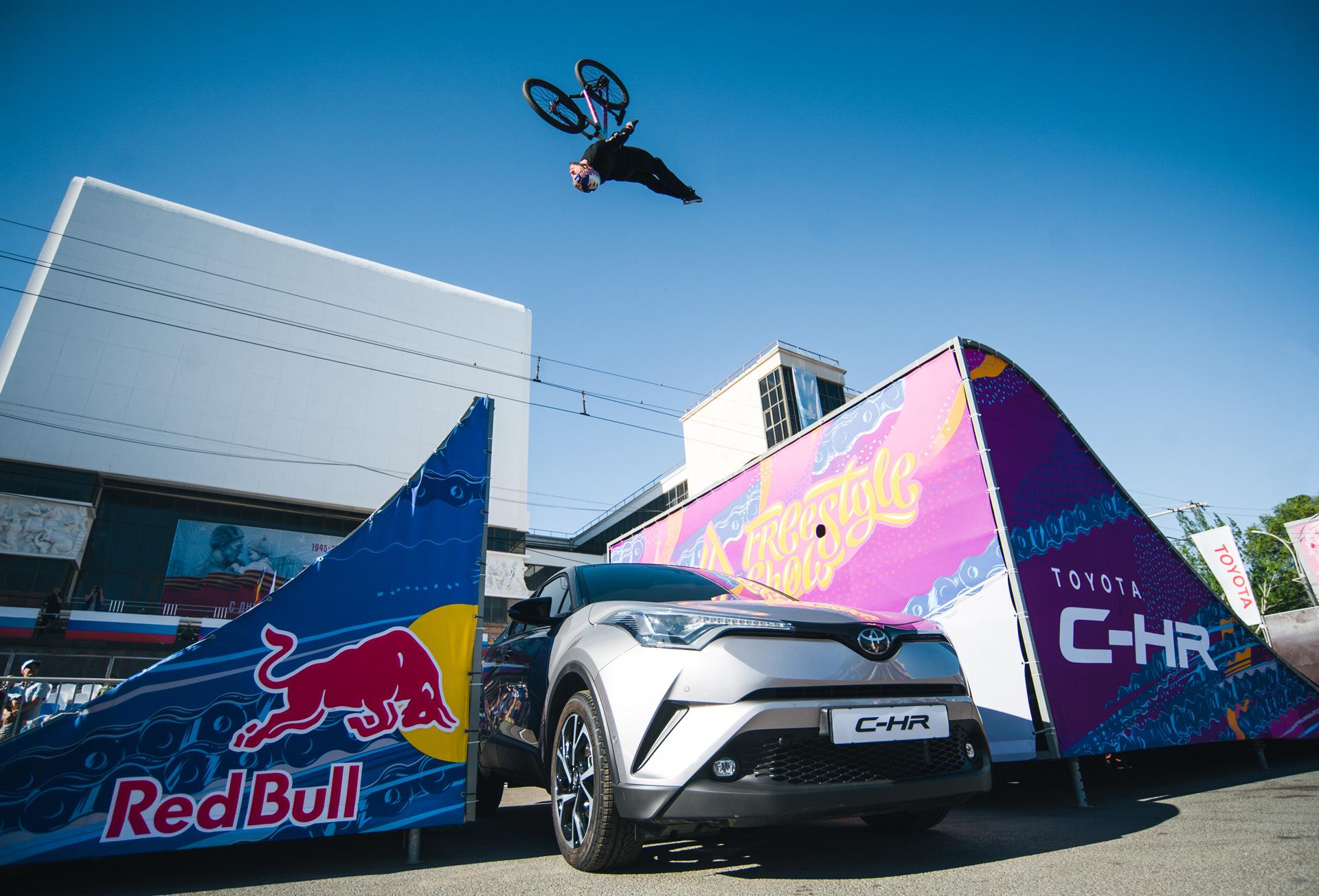Реальность, где мы победили хорватов: атлет #ToyotaTeamRussia в финале международной «Олимпиады» молодежных субкультур!