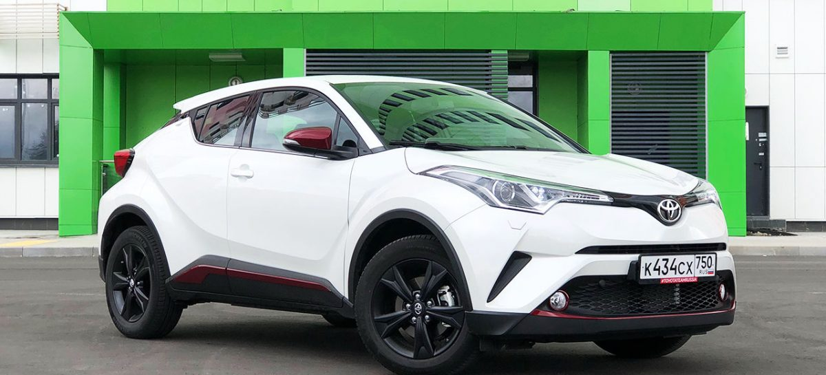 Toyota объявила об отзыве в США около 700 кроссоверов C-HR 2019 модельного года