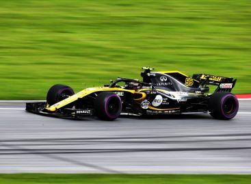 Гран-при Австрии: команда Renault Sport F1 Team