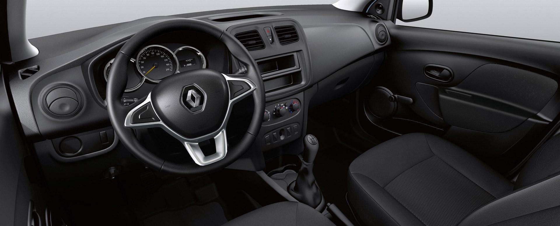 Renault Россия представляет обновленные Logan и Sandero