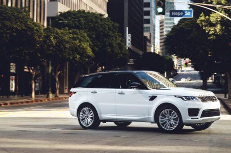 Range Rover Sport 2019 модельного года представляет Jaguar Land Rover