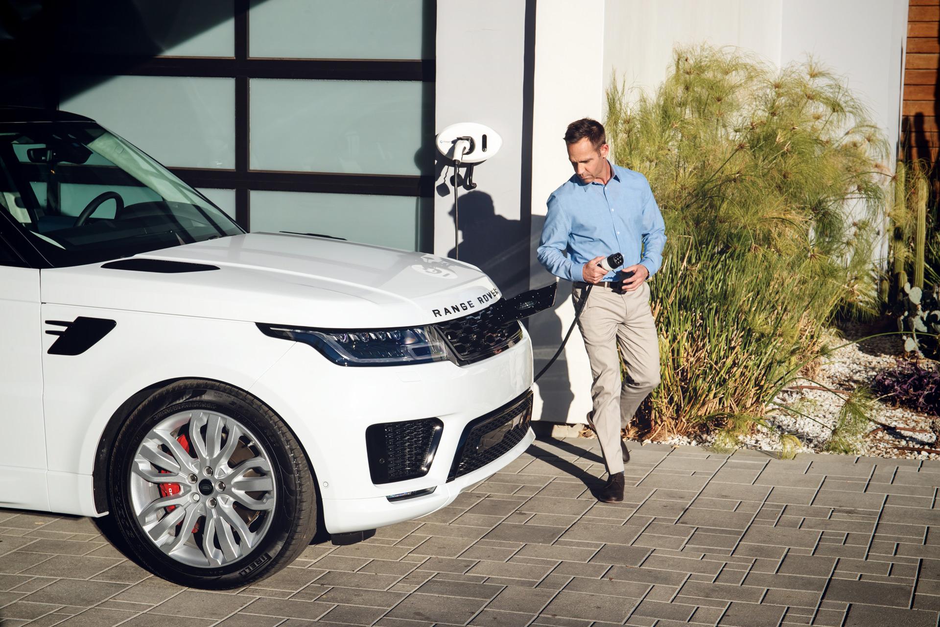 Jaguar Land Rover представляет Range Rover Sport 2019 модельного года