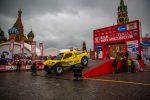 КАМАЗ-мастер на торжественном старте «Шелкового пути-2018»