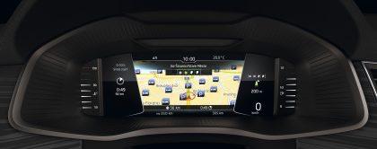 Новинка от ŠKODA: в России стали доступны к заказу автомобили с цифровой приборной панелью