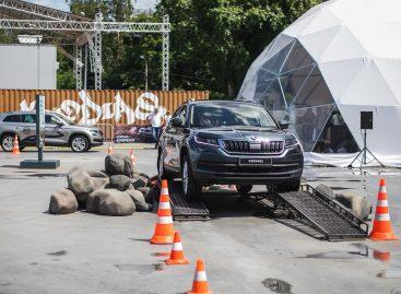 Мультимедийный внедорожный тест-драйв ŠKODA KODIAQ EXPERIENCE прошел в пяти городах России