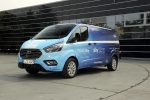 Ford Tourneo Custom Podium для велогонки Тур де Франс