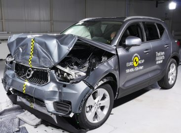 Euro NCAP разбил новый Ford Focus и Volvo XC40