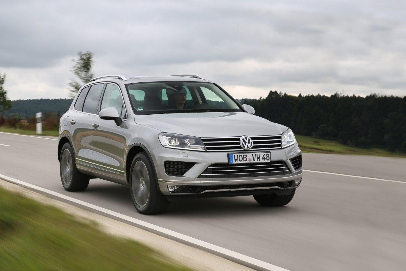 Volkswagen Touareg стал теперь ВИП-авто, судя по размеру налога