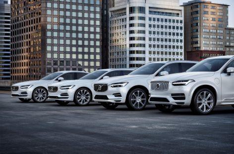 Volvo Cars объявляет итоги продаж