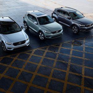 Volvo XC40 получил высшую оценку по безопасности в тестах Euro NCAP