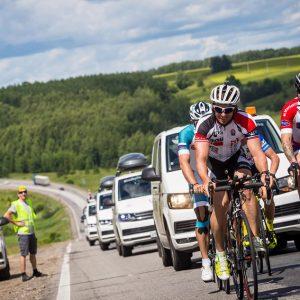 Volkswagen Коммерческие автомобили – транспортный партнёр велогонки Red Bull Trans- Siberian Extreme – 2018
