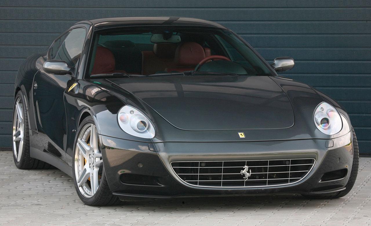 Ferrari 612 Scaglietti соответствует характеру Марио Фернандеса