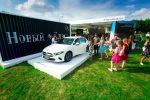 Mercedes-Benz А на Пикнике