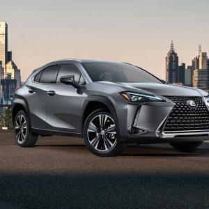 Премиальный кроссовер Lexus UX станет доступен для заказа в конце осени