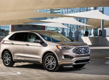 Ford ввел в линейку новый бюджетный кроссовер. Китайский. На базе JMC Yusheng S330