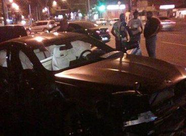 Полиция начала проверку ДТП в Краснодаре с участием Федора Смолова