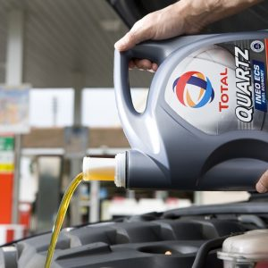 Total советует масло для АКПП