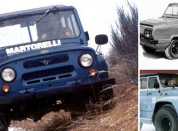 Оригинальные разновидности легендарного УАЗ-469