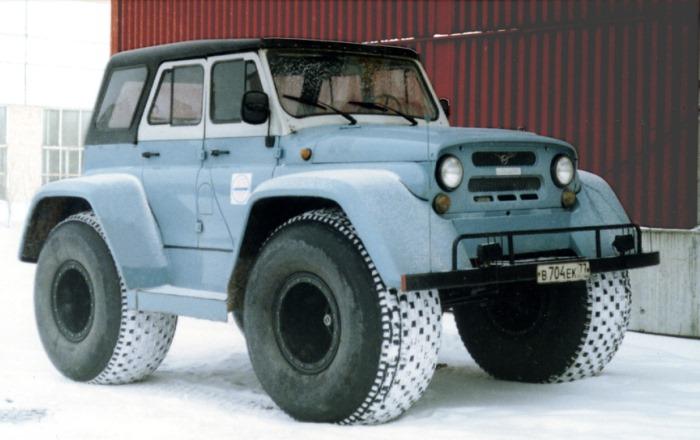 УАЗ-469 Егерь