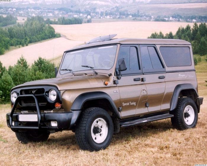 УАЗ 469 Барс
