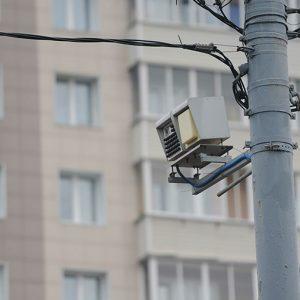 За полгода камеры оштрафовали московских водителей более 10 миллионов раз