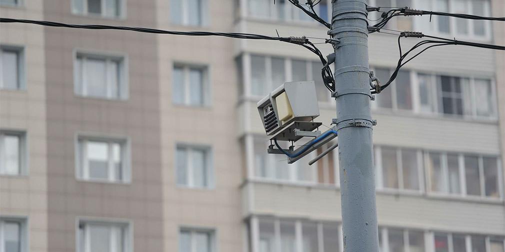 Камеры оштрафовали 10 миллионов водителей за полгода