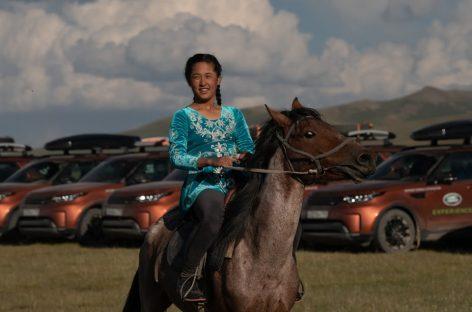 Экспедиция Land Rover «Время новых открытий». Тянь-Шань, Киргизия