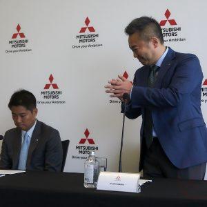 Странная рокировка в руководстве Mitsubishi в России. Спасибо вам Накамура–сан!