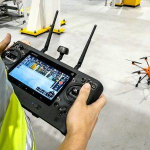 Ford начал использовать на заводе «дронов-инспекторов»