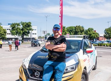 Nissan LEAF с честью выдержал трансконтинентальное путешествие