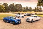 На фестивале Monterey Car Week Benltey представит новые модели и экспозицию, посвященные столетию марки