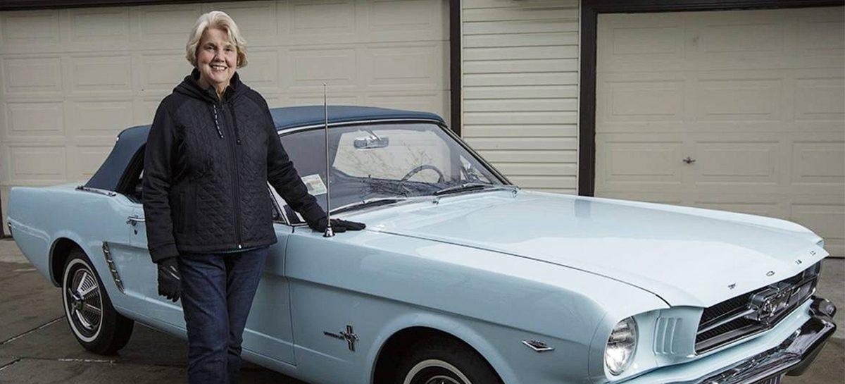 В США нашли первый серийный Ford Mustang. И вы будете удивлены…